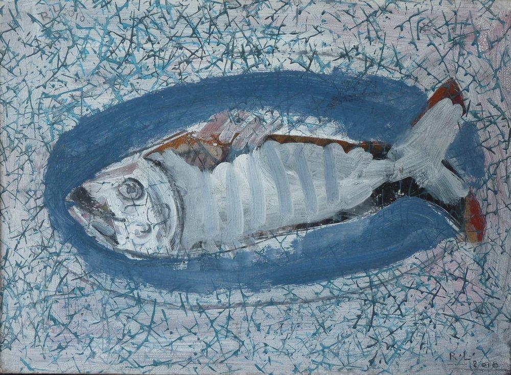Rolf Lindemann:Fisch