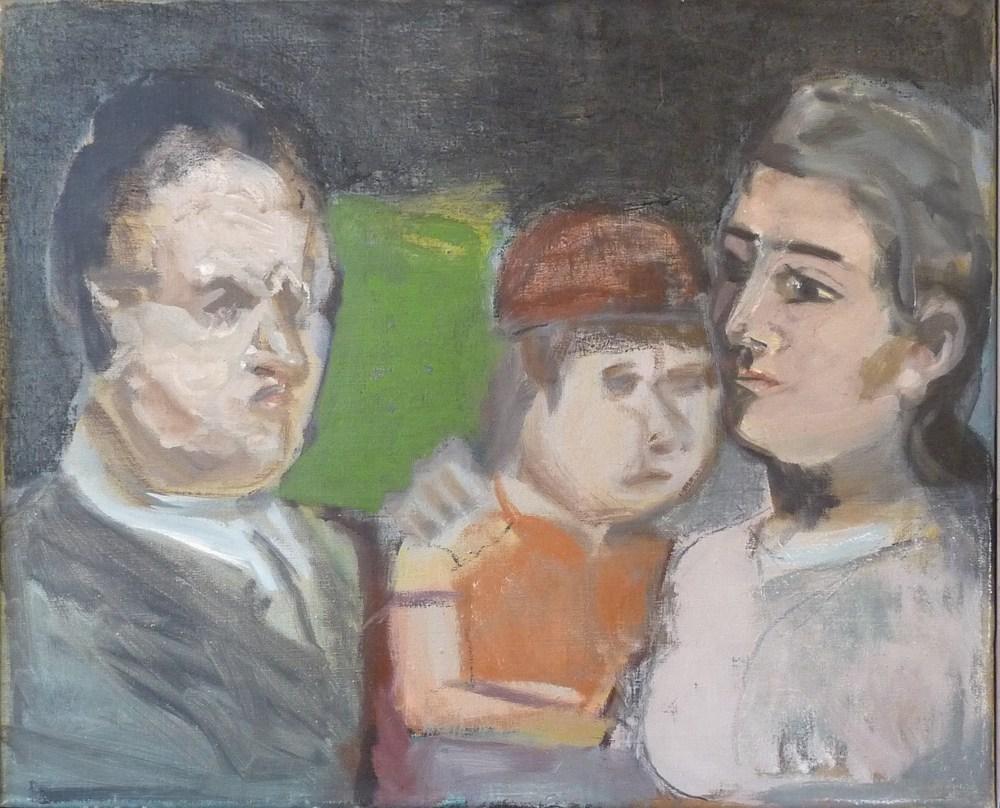 Rolf Lindemann:Vater, Mutter, Kind