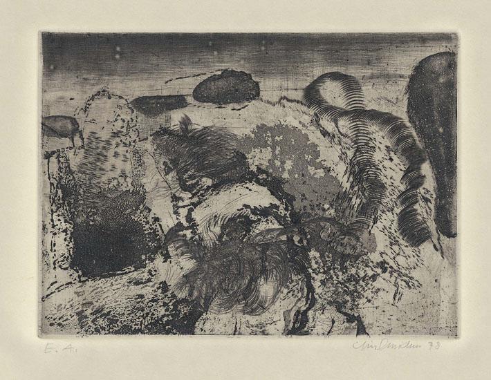 Rolf Lindemann:Landschaft